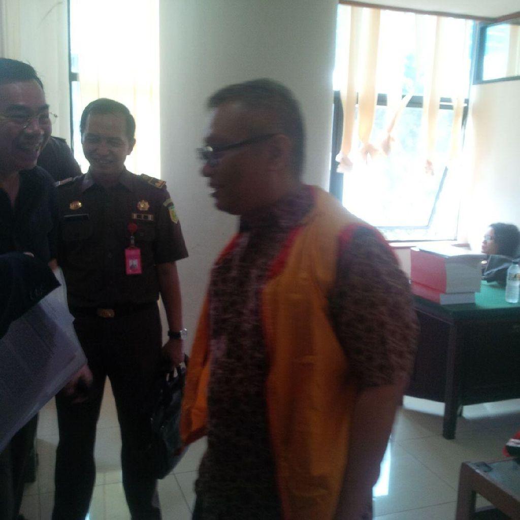 Berkas Kasus Korupsi Printer Dilimpahkan ke Kejaksaan, Alex Usman Segera Disidang