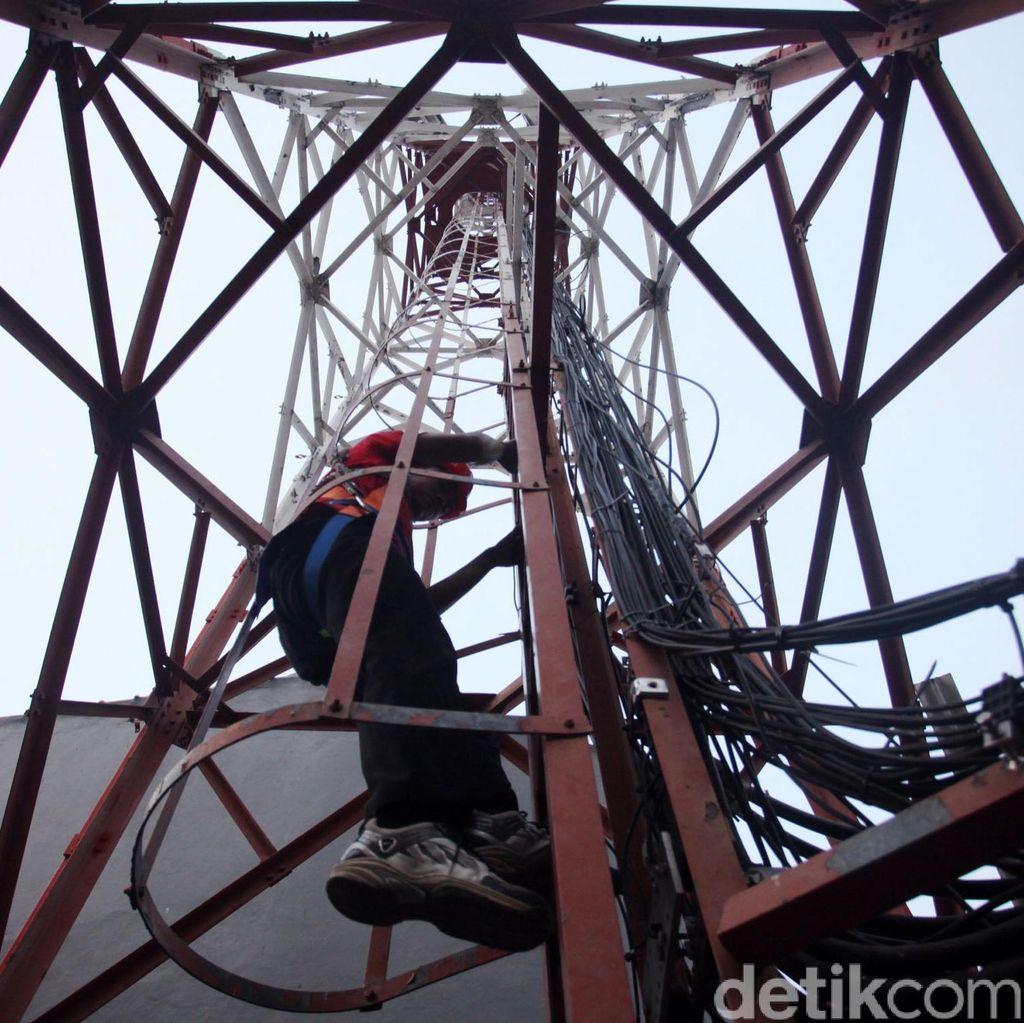 Izin Ratusan Tower di Banyuwangi Kadaluwarsa