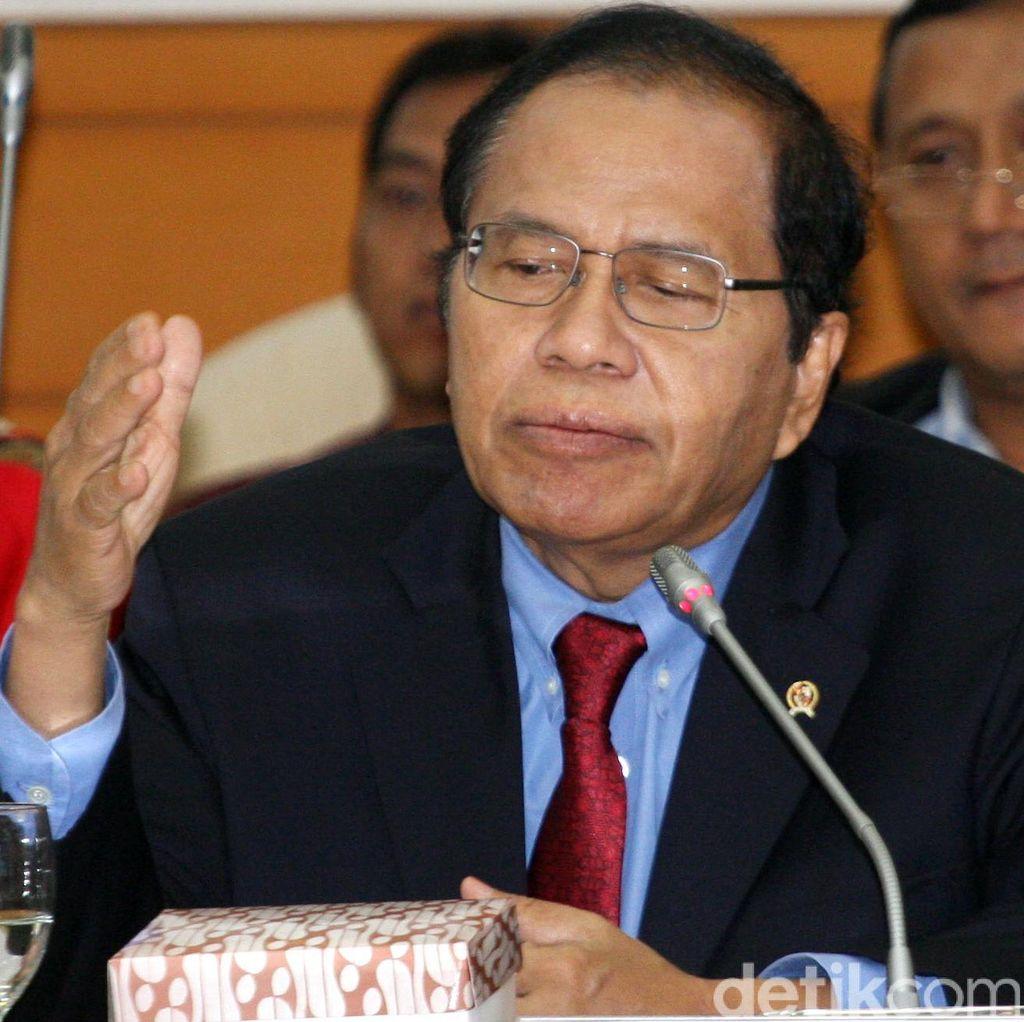 Rizal Ramli: Presiden Tugaskan Menteri Tarik Investasi Asing ke Indonesia