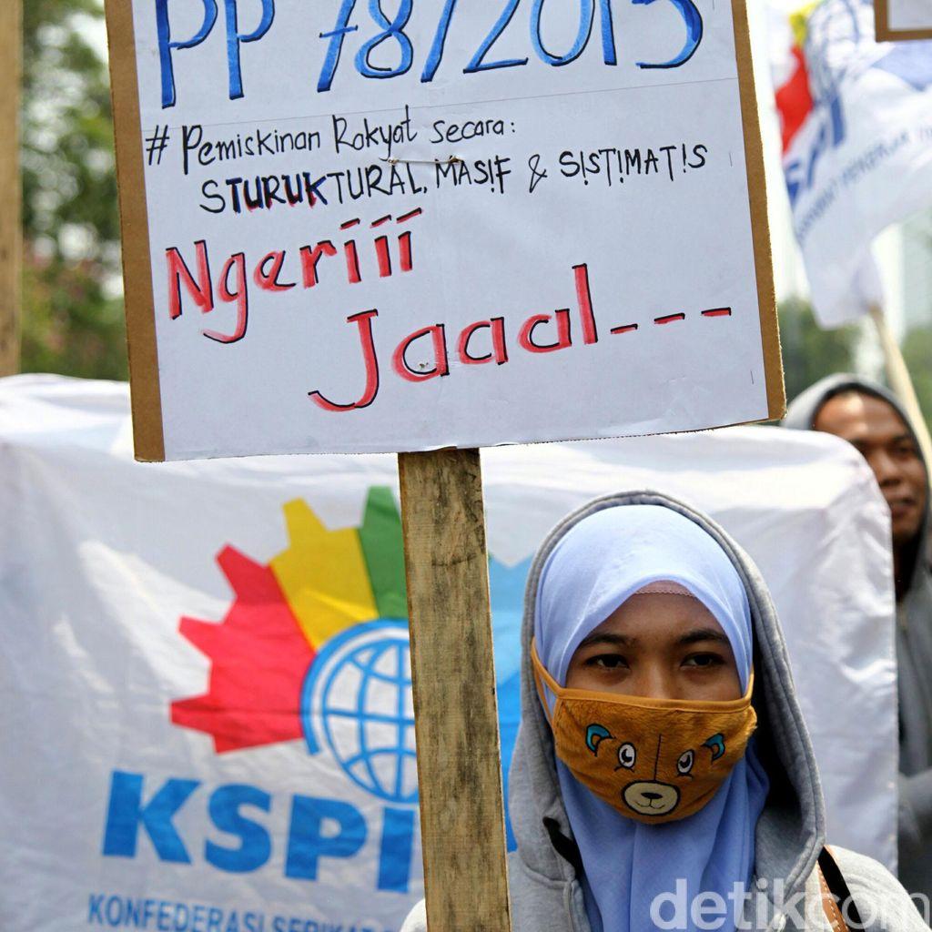 PP 78 Dinilai Cacat Hukum, Buruh Desak Pergub Jatim No 68 Dicabut