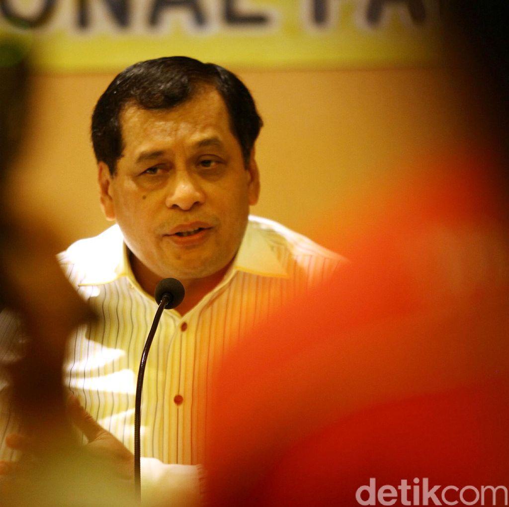 Nurdin Halid: Harta Caketum yang Diumumkan Sesuai dengan LHKPN KPK