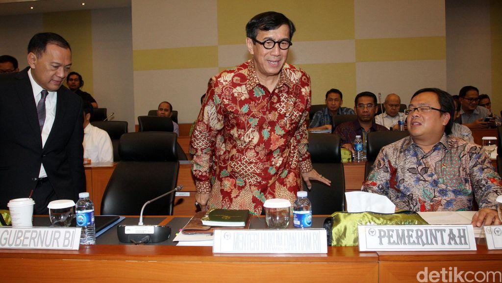 Ambil Alih RUU Tax Amnesty, Pemerintah Minta Revisi UU KPK Jadi Usul DPR