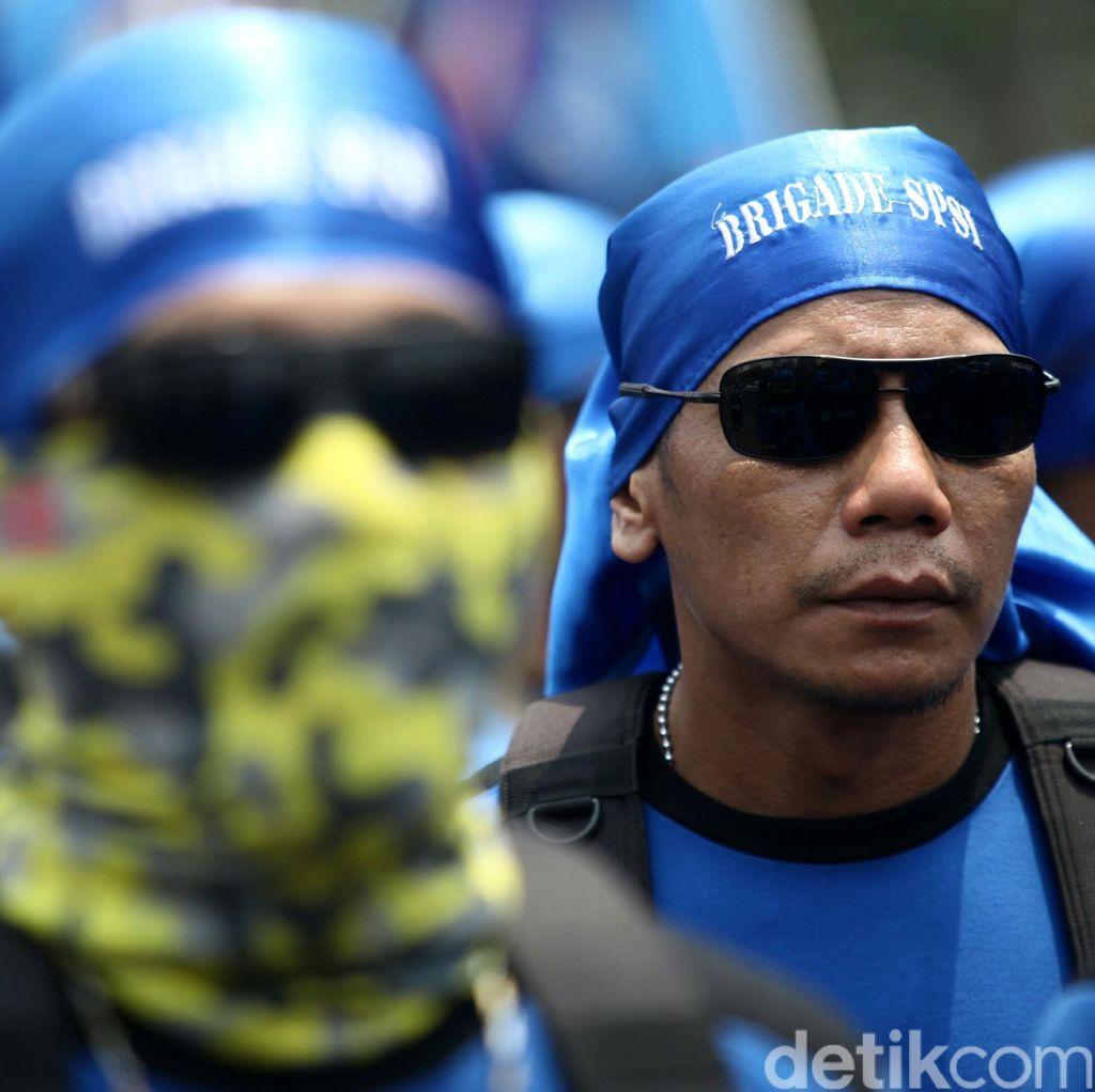 Diabaikan Ahok, Buruh Pindah Demo ke DPRD