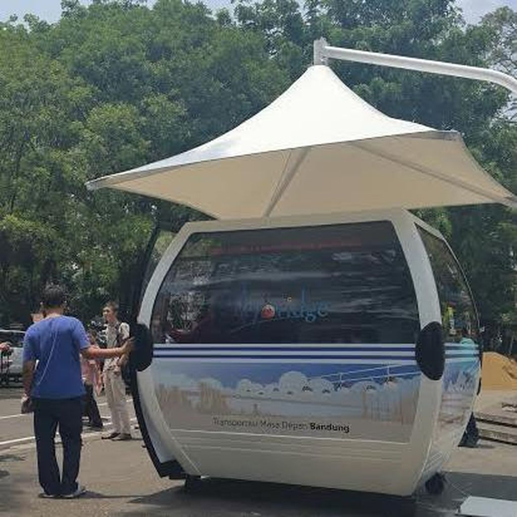 Kontraktor Yakin Bandung Sky Bridge Bisa Mulai Dibangun Akhir Desember