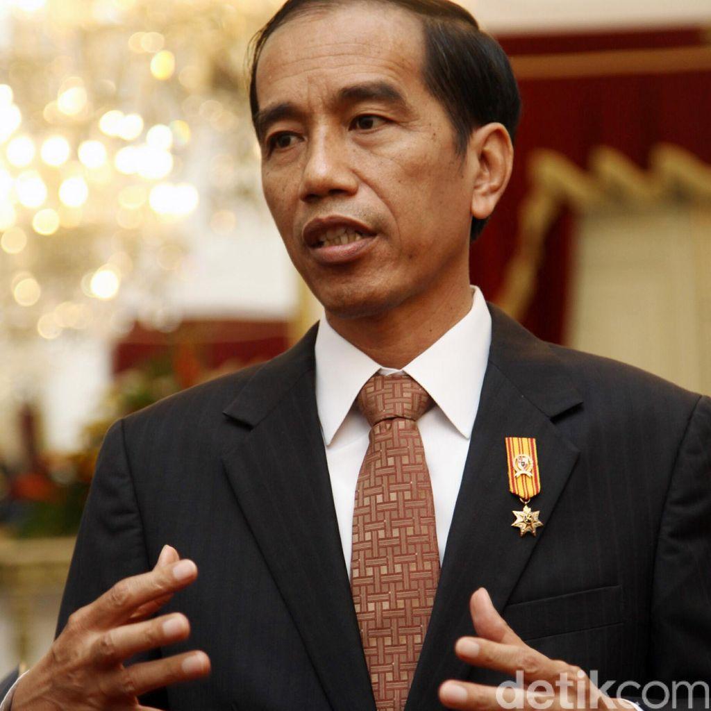 Presiden Jokowi Mengaku Jarang Menggunakan Helikopter