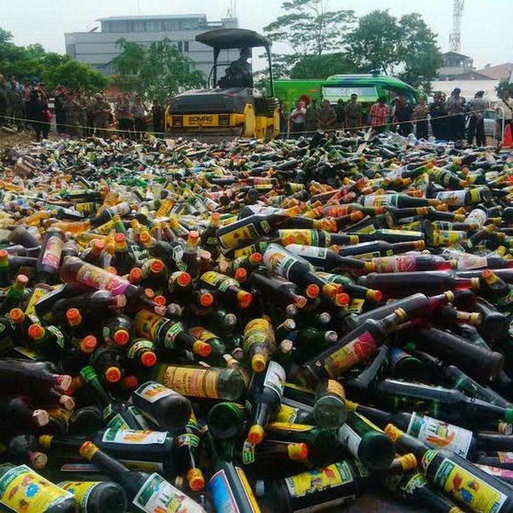 Otak-atik RUU Minuman Beralkohol, Antara Dilarang atau Diatur