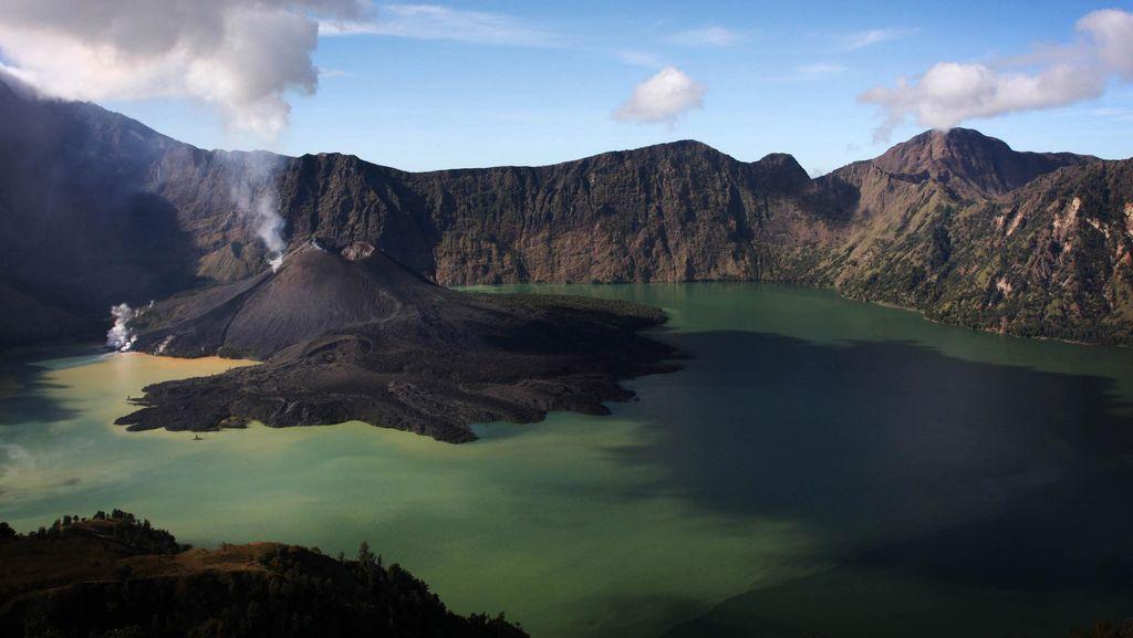 Imbas Gunung Rinjani, Bandara di Lombok Ditutup Hingga Kamis Pagi