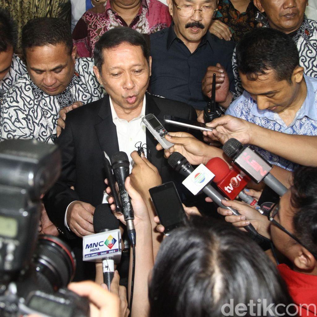 Mengaku Mendadak Dipanggil Menteri Rini, RJ Lino Batal Diperiksa Bareskrim