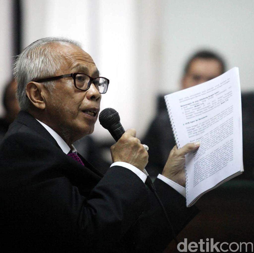 Pengacara Gary Pertanyakan Keterlibatan Indah dalam Kasus Suap PTUN