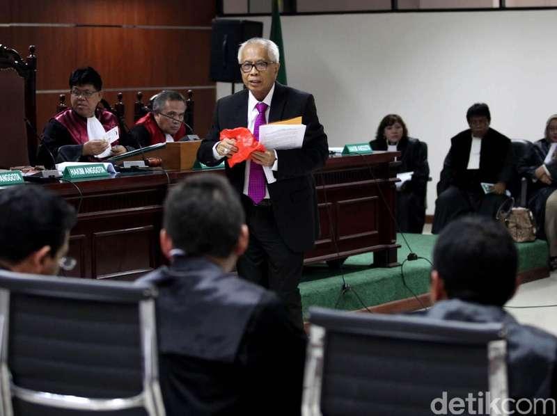 Eks Anak Buah OCK, Gary Didakwa Jadi Perantara Suap Hakim PTUN Medan