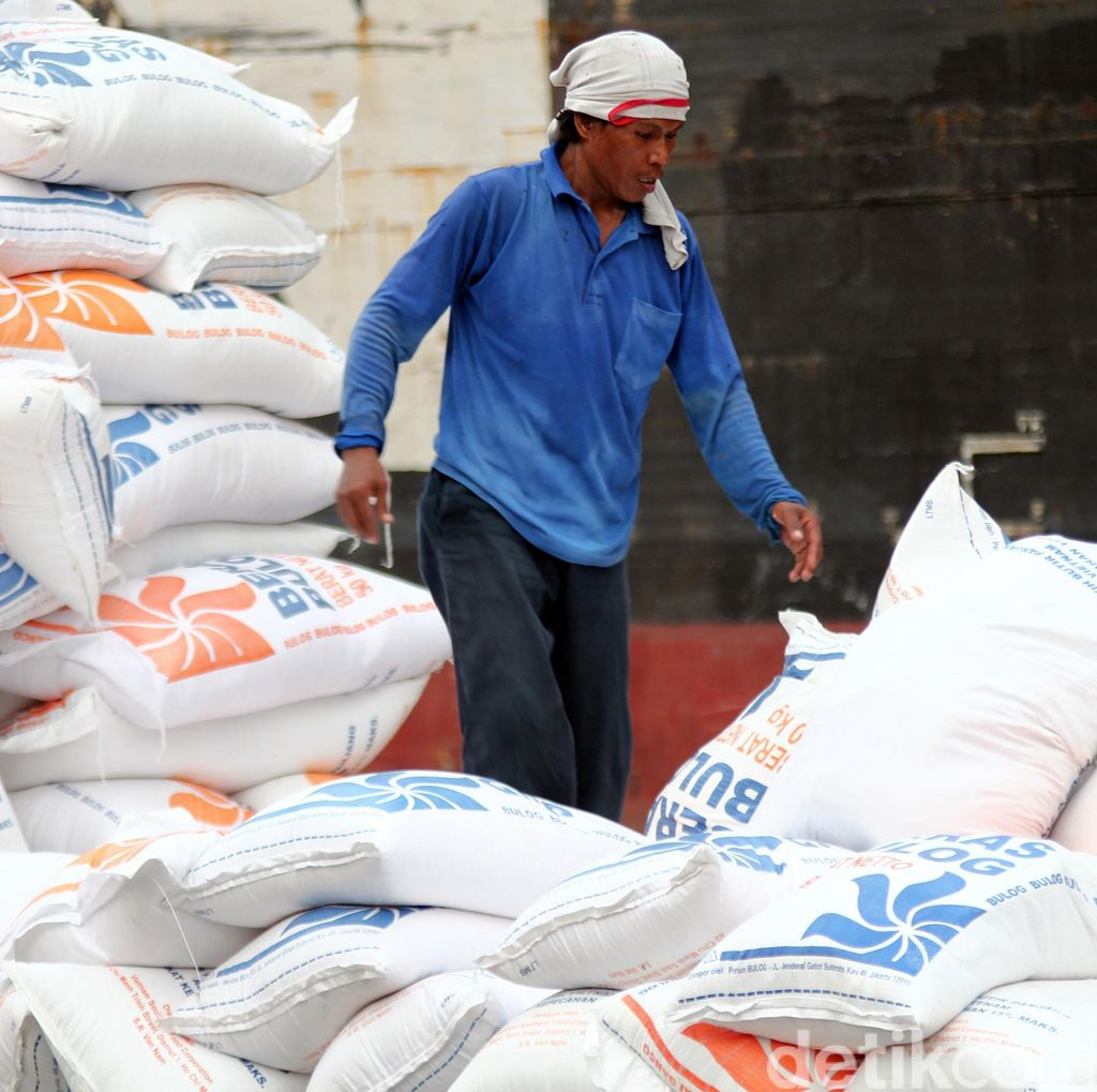 Harga Beras di Jakarta Sudah Turun, Rata-rata Rp 7.500-Rp 8.000/Liter