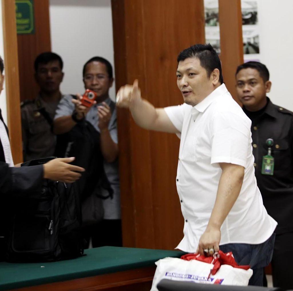 Bikin Pabrik Narkoba, Adik Freddy Budiman Jalani Sidang Tuntutan Pekan Depan