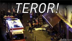 Teror Berdarah di Paris