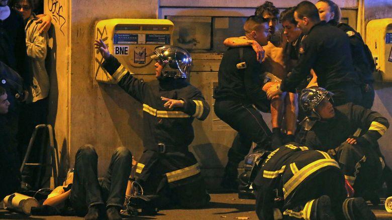 Bukannya Selamatkan Diri, Pelayan Resto Dampingi Korban Teror Paris