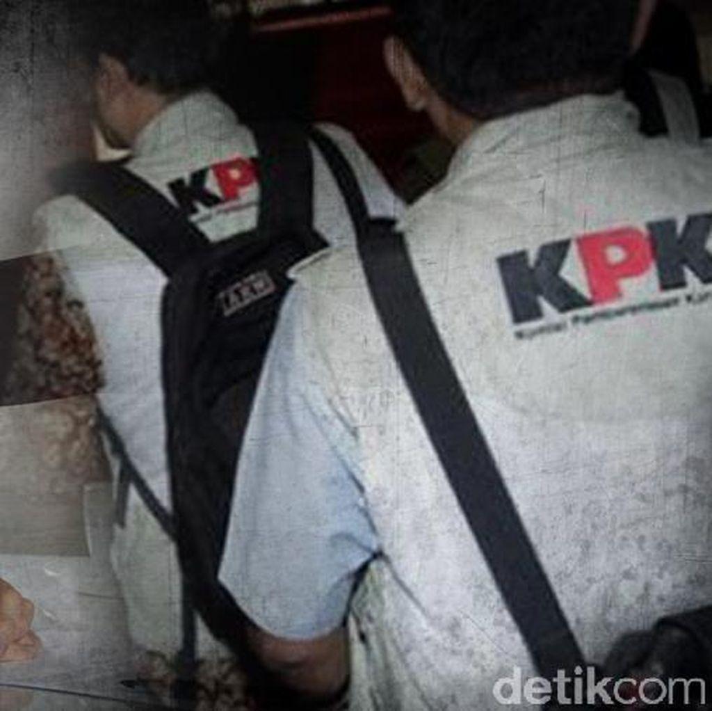 Uang Ratusan Juta Rupiah Diamankan KPK dari Anggota DPRD Banten