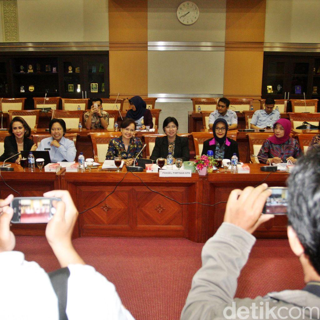 Komisi III DPR Diingatkan Tak Langgar UU Dalam Seleksi Capim KPK