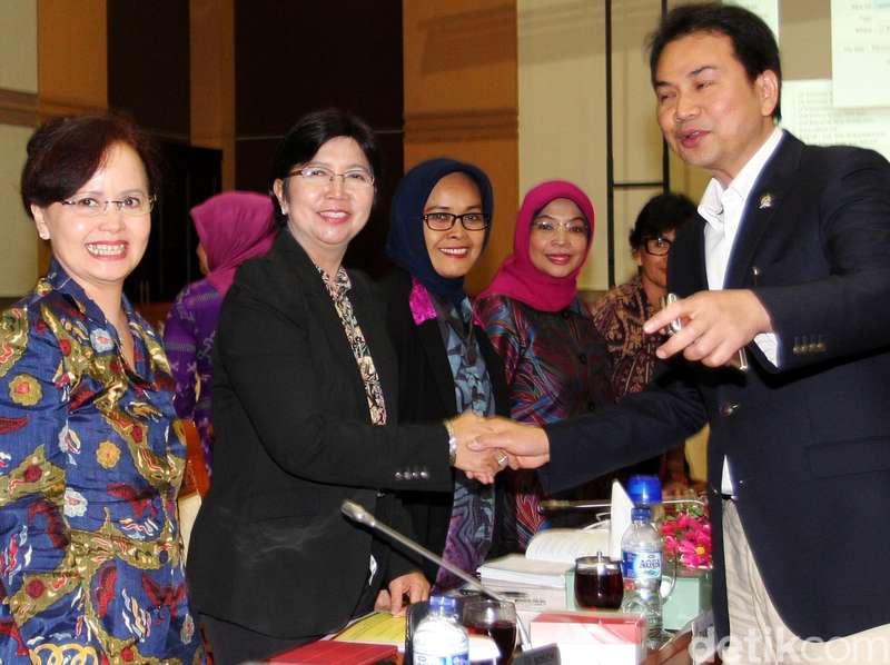 Jokowi Minta DPR Pilih 5 Capim KPK, Ini Kata Ketua Komisi III