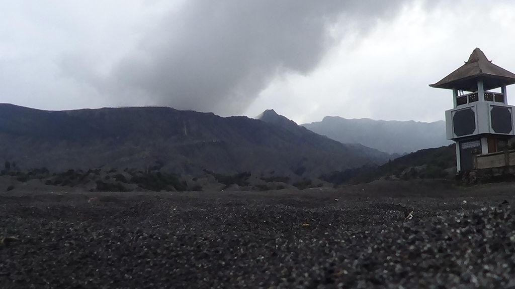 Meski Dilarang, Masih Banyak Pengunjung yang Naik ke Puncak Gunung Bromo