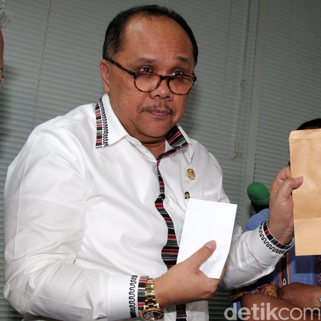Junimart Sebut Anggota MKD yang Gebrak Meja Tak Punya Etika