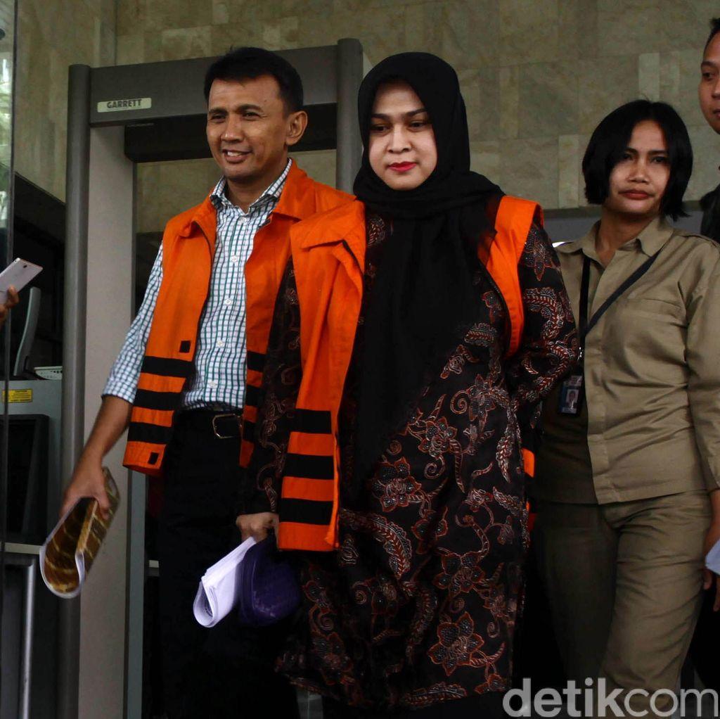 KPK Pertimbangkan Pengajuan Justice Collaborator Gatot Pujo dan Evy
