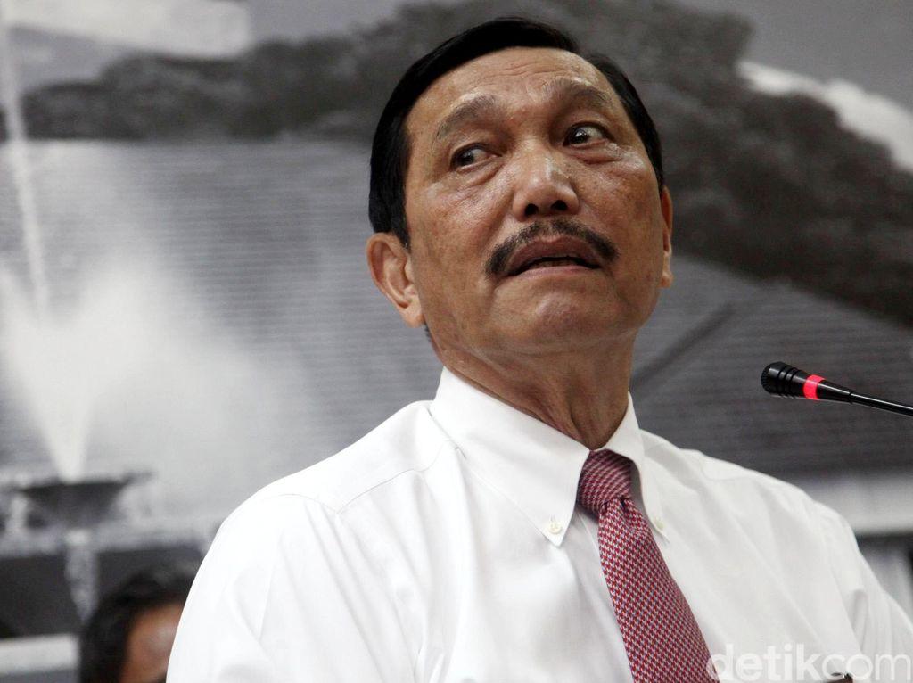 Luhut Soal Senior Praja IPDN Pukul Taruna Akmil: Solusinya Ditindak!