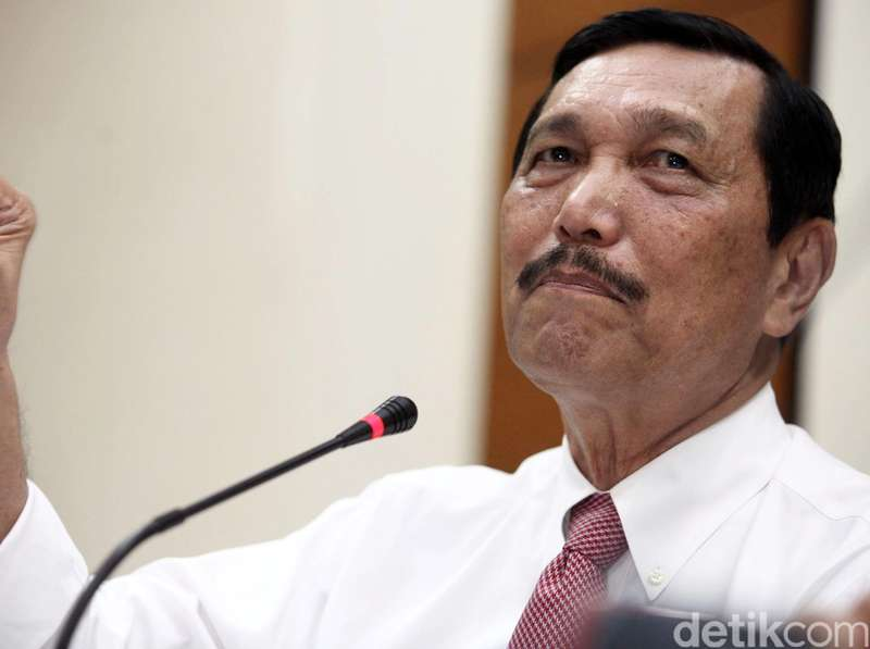 Kongres GP Ansor, Luhut Minta Islam tak Dicampuradukkan dengan Radikalisme