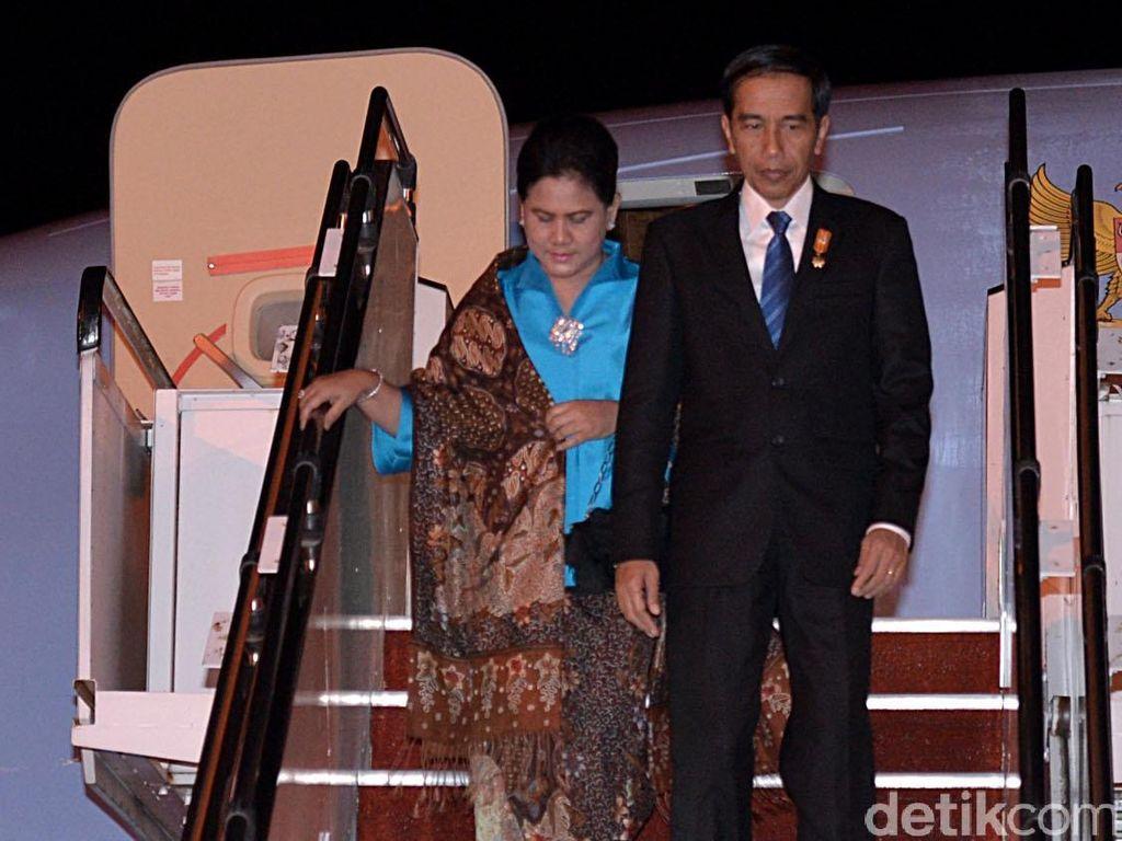 Presiden Jokowi Bertolak ke Amerika, Akan Ikuti US-ASEAN Summit