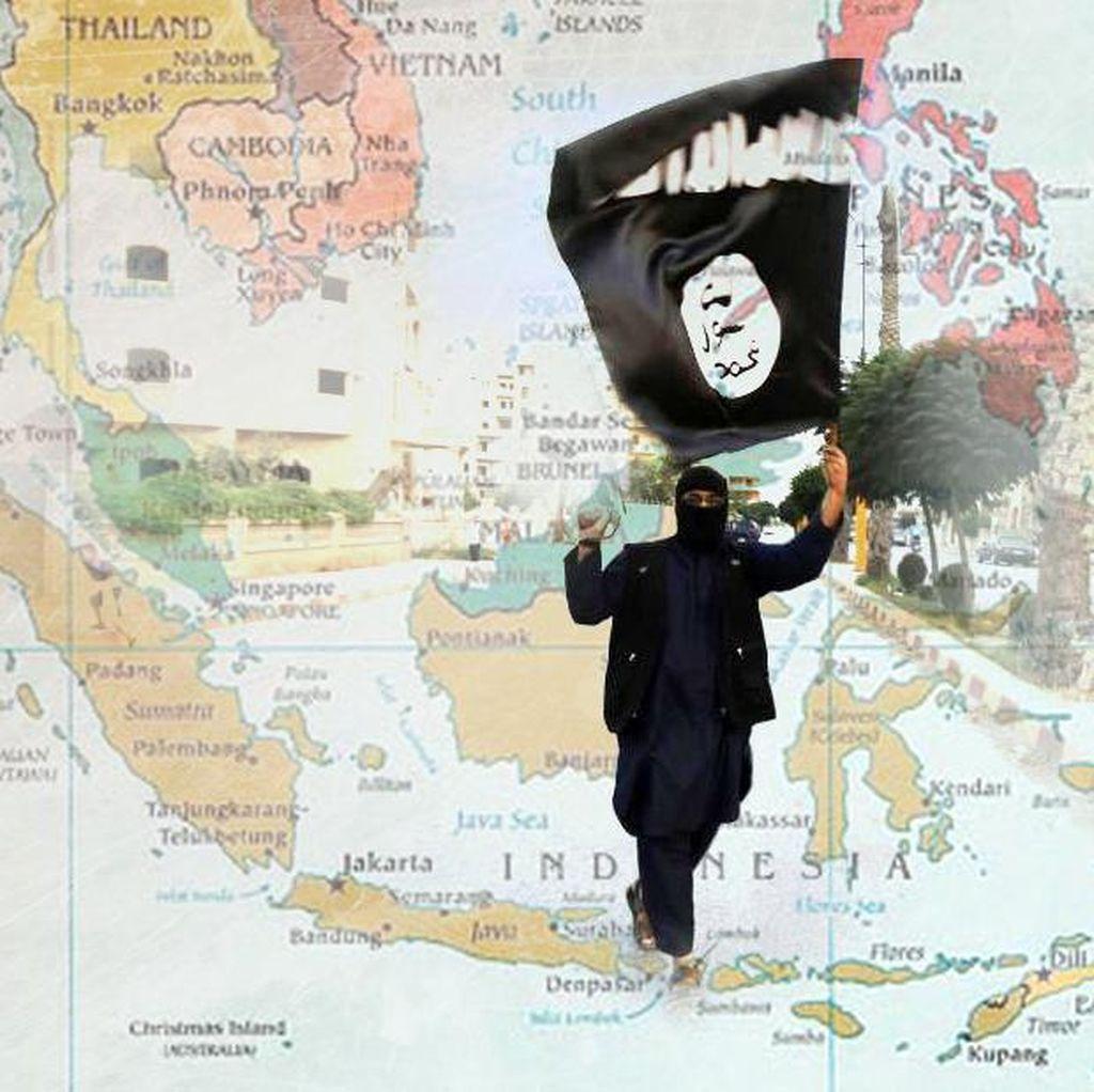 Jepang Tahan 2 WNI yang Diduga Terlibat ISIS