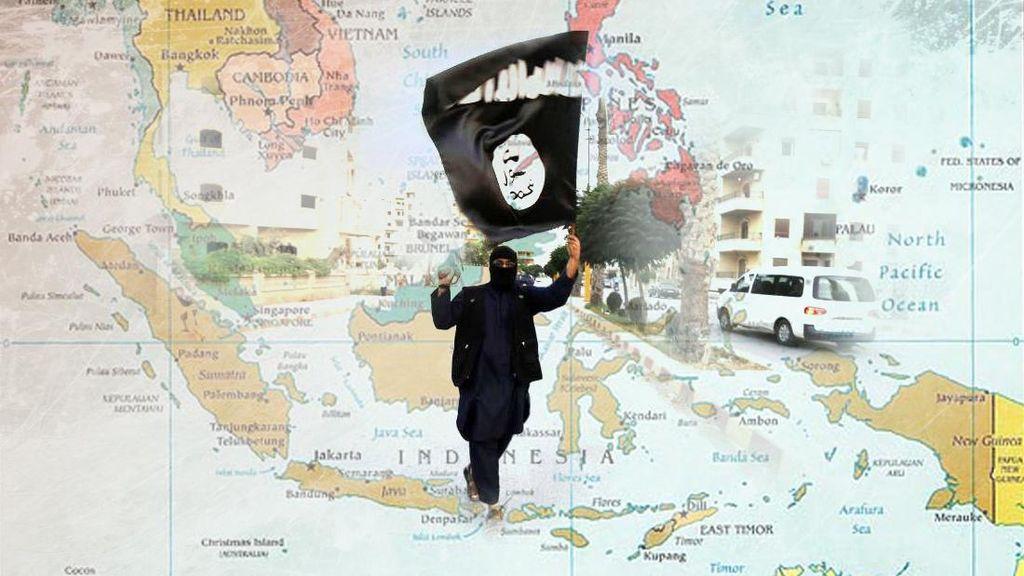 Pemerintah Perhitungkan Dampak Kekalahan ISIS di Mosul