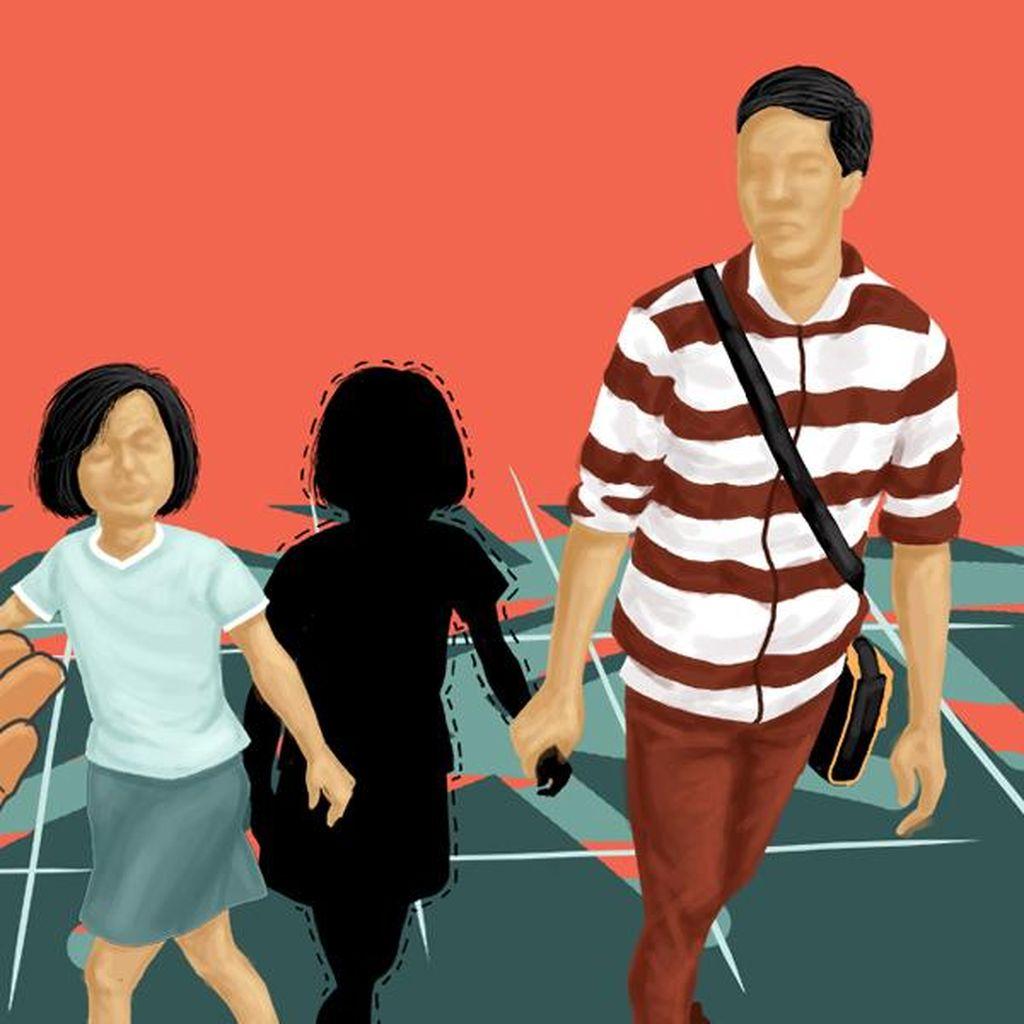 Minta Tebusan Rp 100 Juta, 2 Penculik Anak Berhasil Dibekuk Polisi