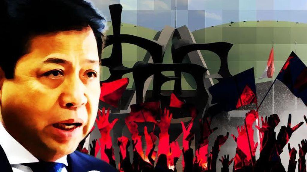 Kasus Novanto Berpotensi Pidana Penipuan? Ini Kata Ketua MKD