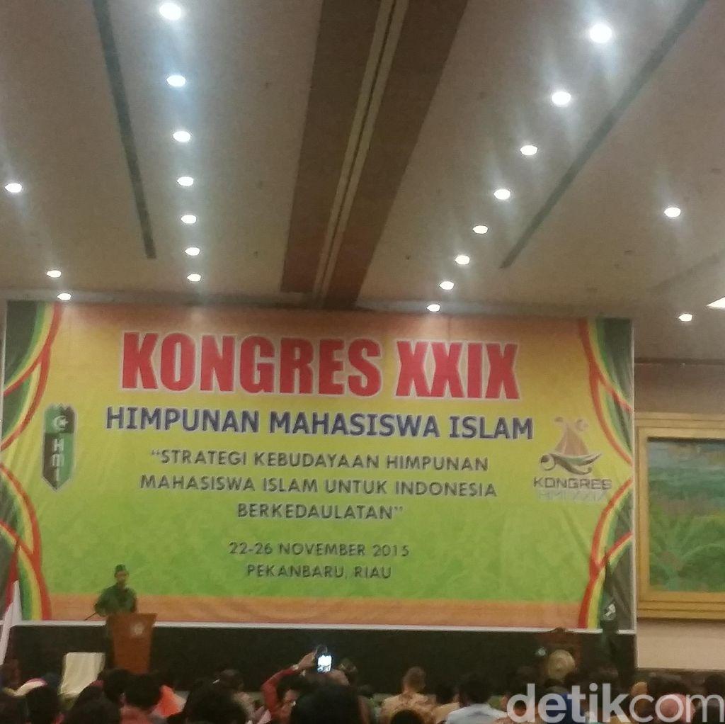 Panitia akan Ajukan Izin Perpanjangan Kongres HMI di Pekanbaru