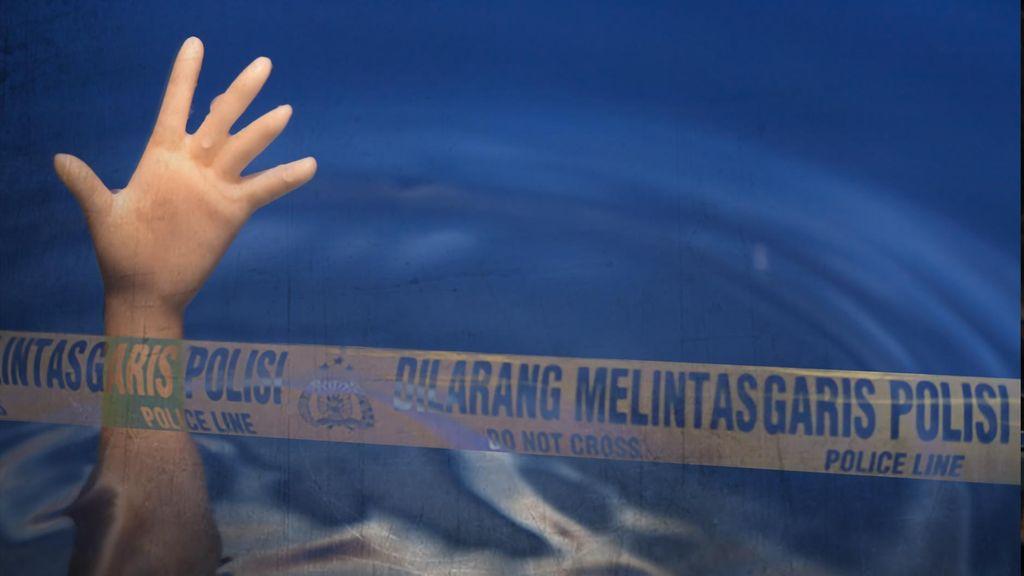 Dua Orang Wisatawan Tergulung Ombak Pelabuhan Ratu, 1 Orang Tewas