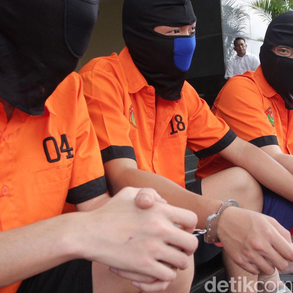 Nyawa 3 WN Hong Kong Penyelundup Sabu 49 Kg Ditentukan PN Jakbar Siang Ini