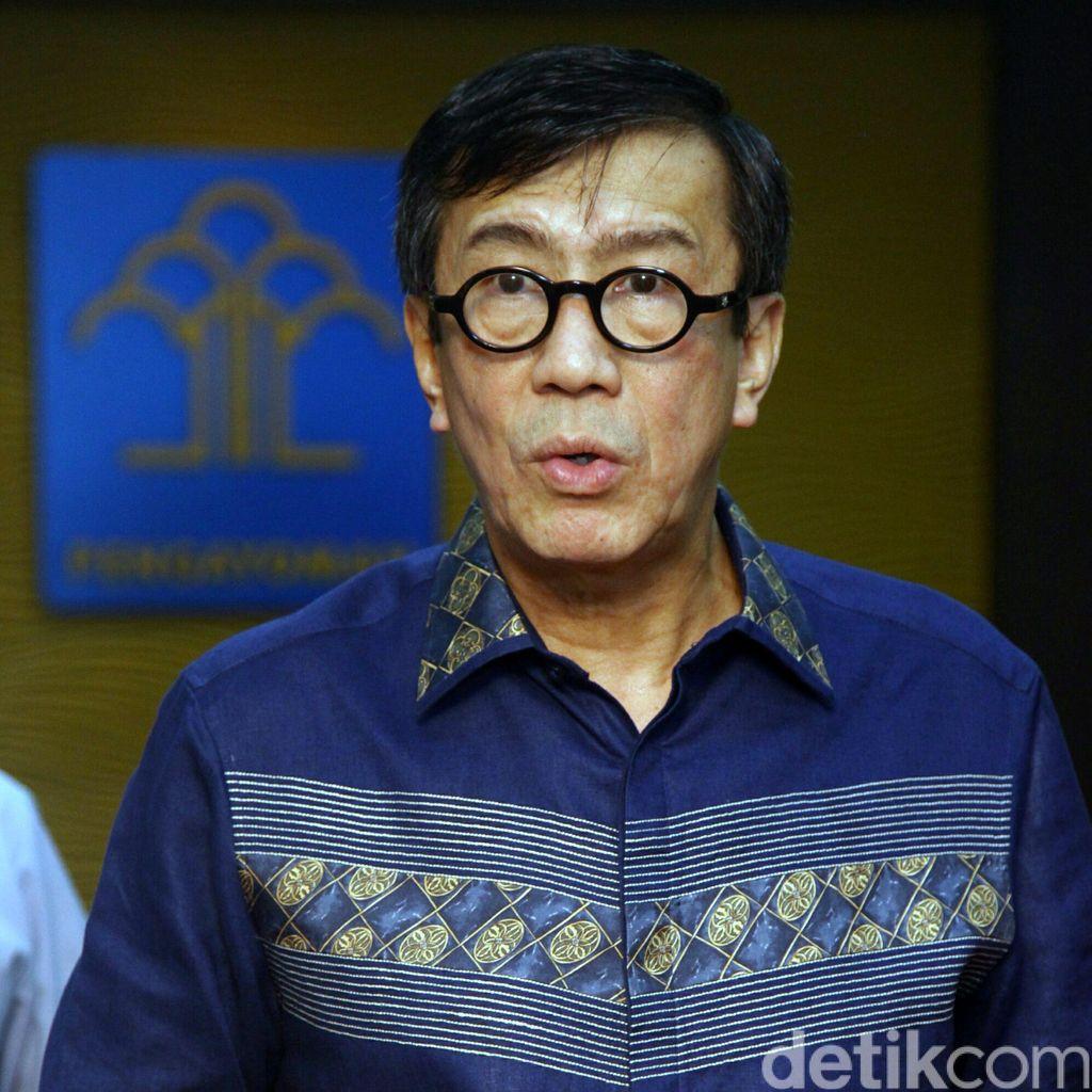 Rapat dengan Baleg DPR, Pemerintah Ambil Alih RUU Tax Amnesty dari DPR