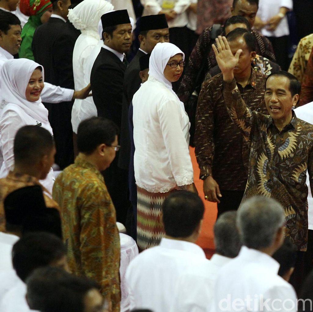 Jokowi Perintahkan Rp 100,3 T Dana Bansos Dimanfaatkan untuk Masyarakat