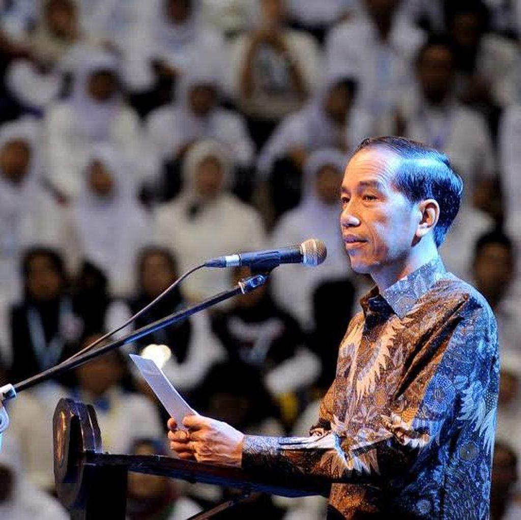 Jokowi: Revisi UU KPK Inisiatif DPR