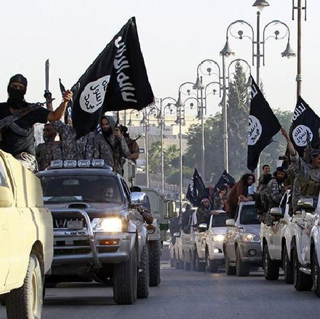 Kanada Hentikan Serangan Udara terhadap ISIS di Irak dan Suriah Bulan Ini