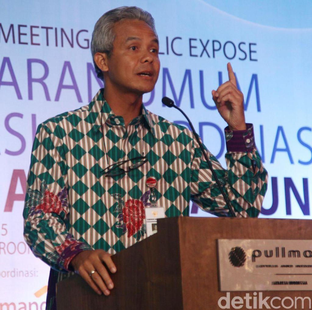Gubernur Jateng Kandangkan Mobil Dinas PNS, Dilarang Dipakai Mudik