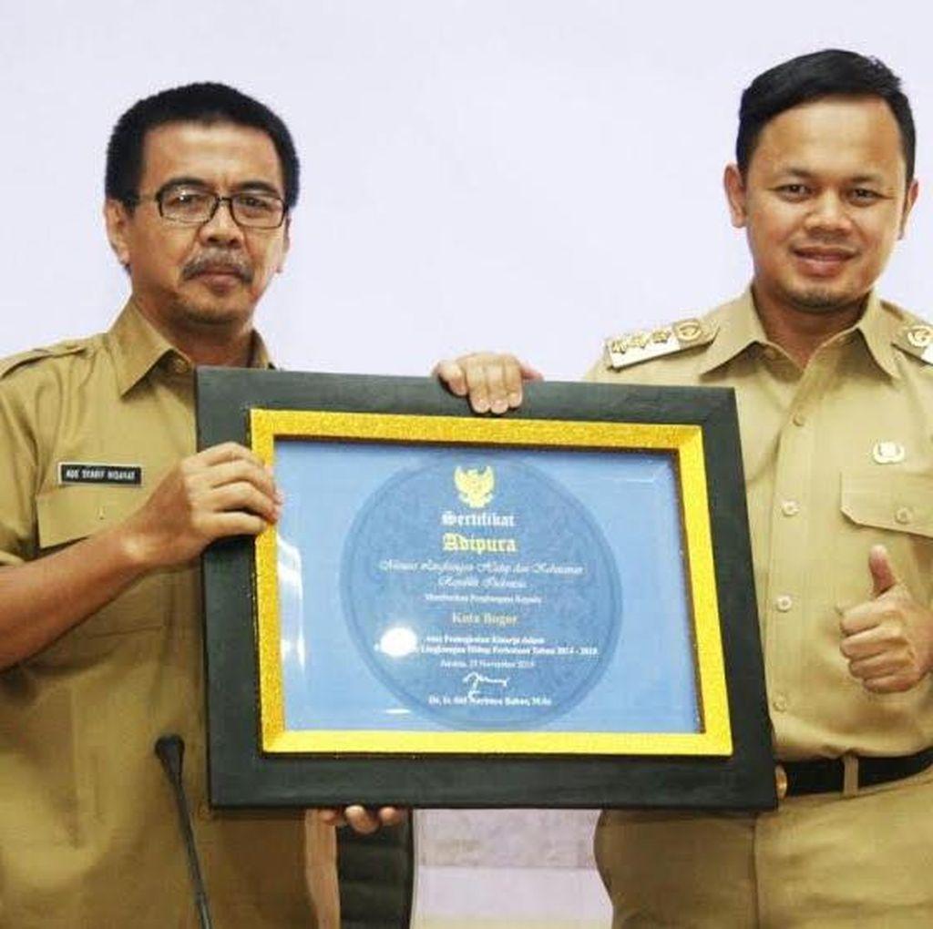 Setelah 27 Tahun, Kota Bogor Raih Sertifikat Adipura