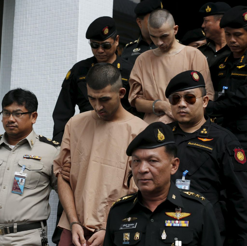 Thailand Akan Mulai Adili 2 Terdakwa Bom Bangkok