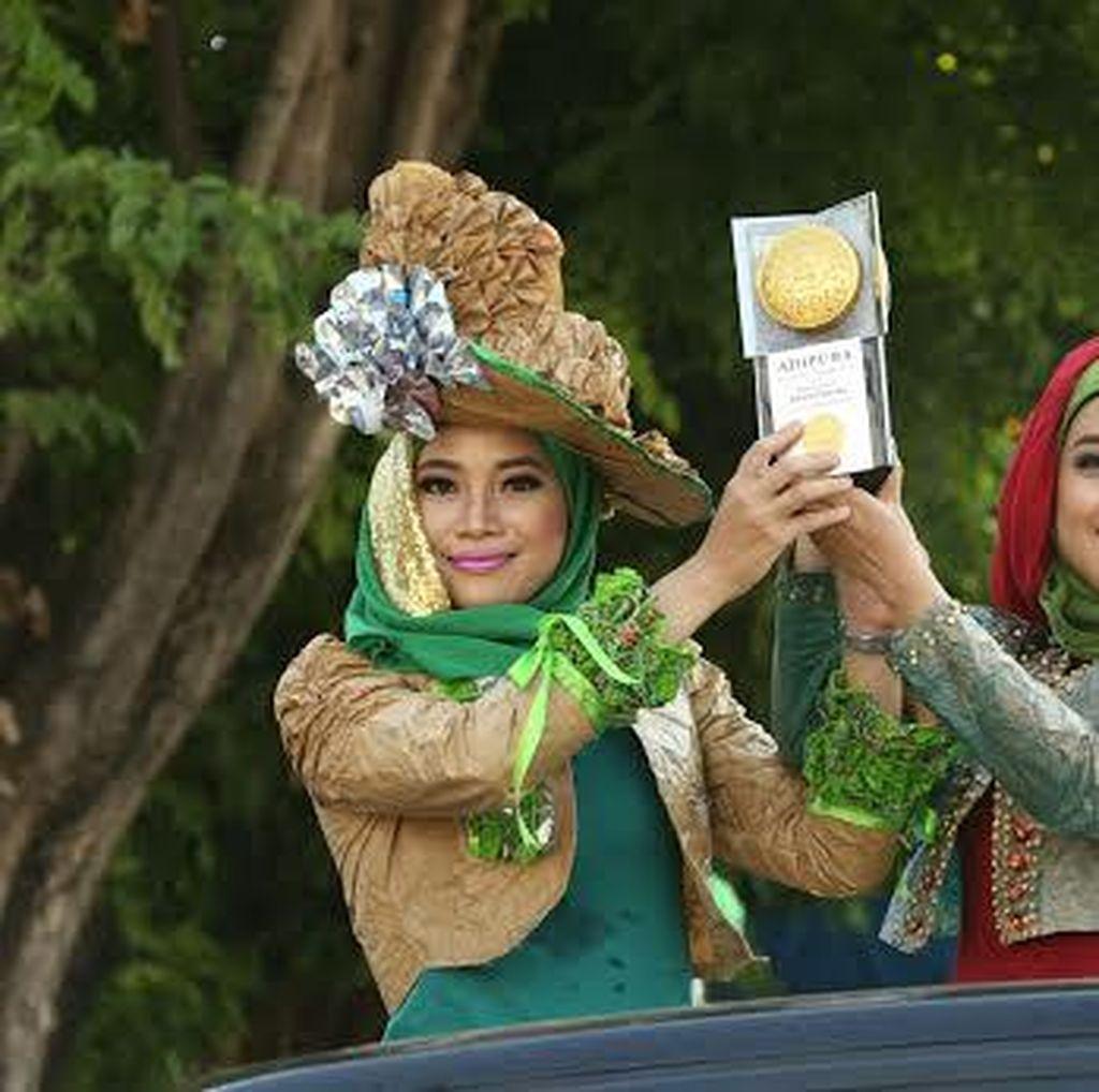 Piala Adipura Diarak Keliling Banyuwangi, Selamat!