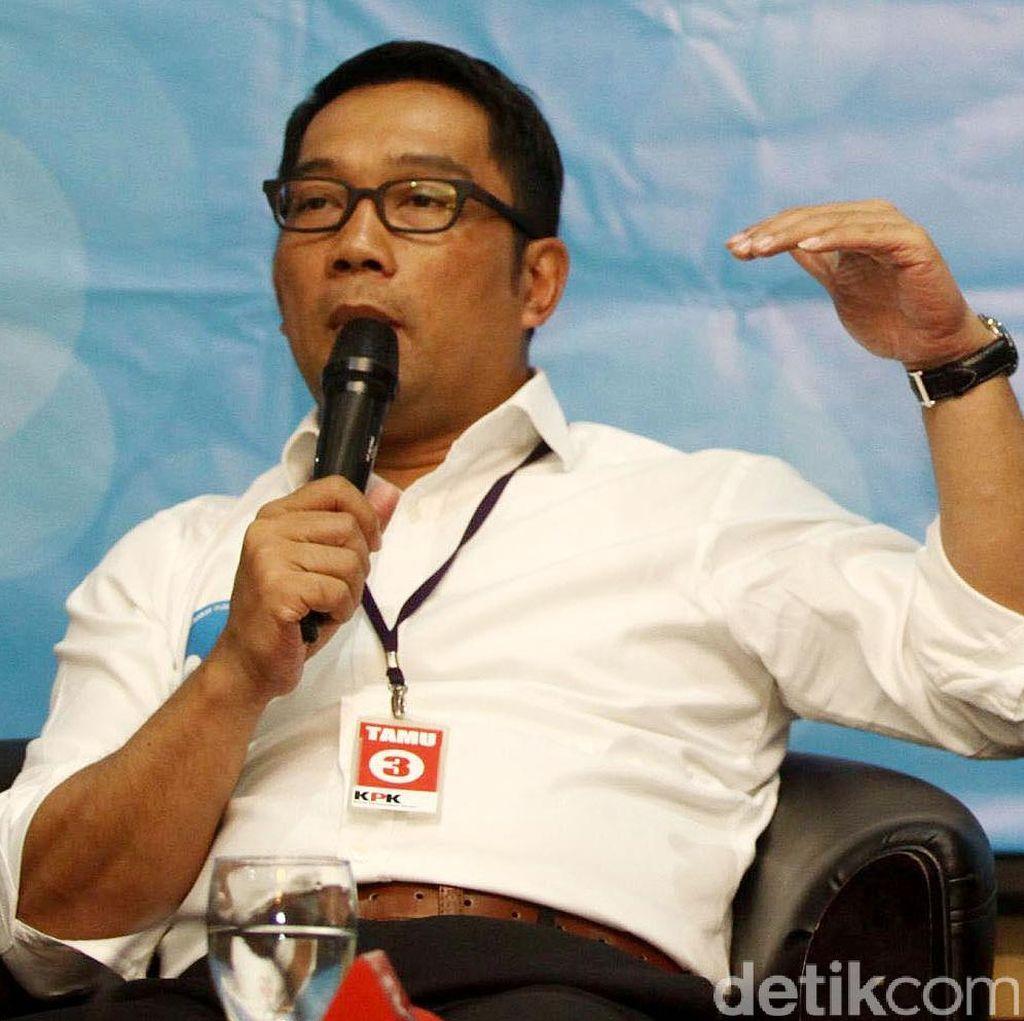 Sambut MEA, Ridwan Kamil Proaktif Cari Partner di Thailand dan Malaysia