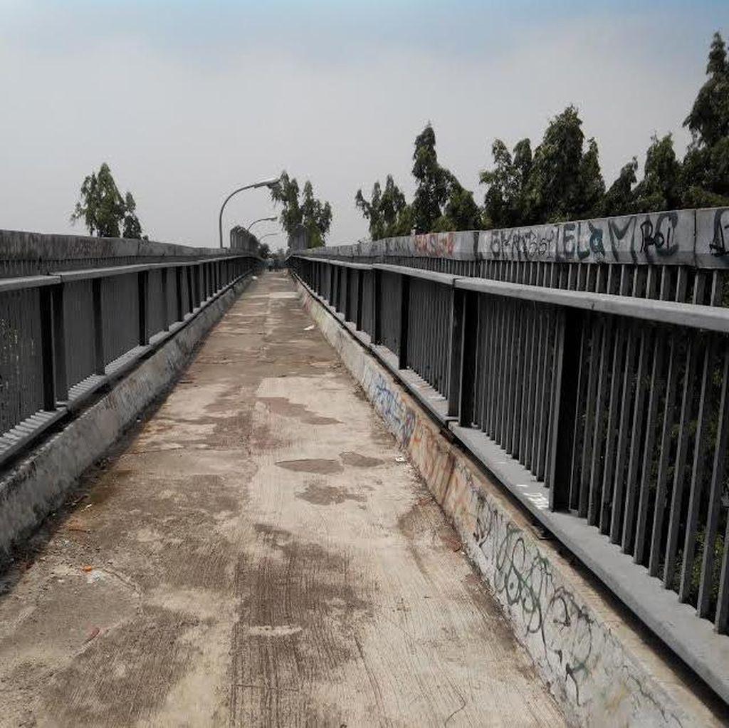 Horor di Jembatan Penyeberangan Jakarta, Bagaimana Solusinya?