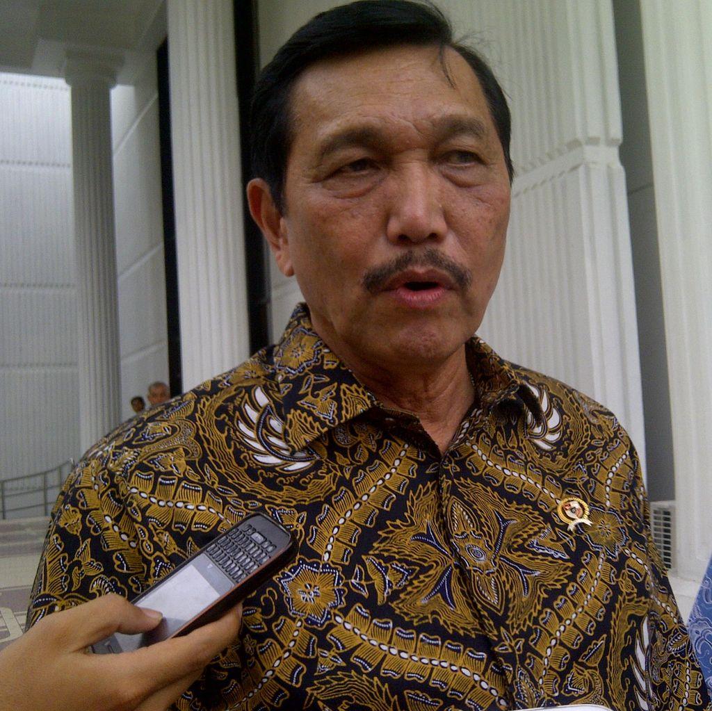 Luhut: Kita Tidak Ada Sengketa dengan Tiongkok, Natuna Milik Indonesia