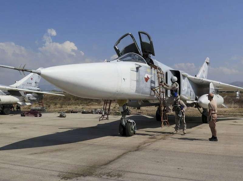 Ternyata, Militer Turki Tak Tahu Jet yang Ditembak Jatuh Itu Milik Rusia
