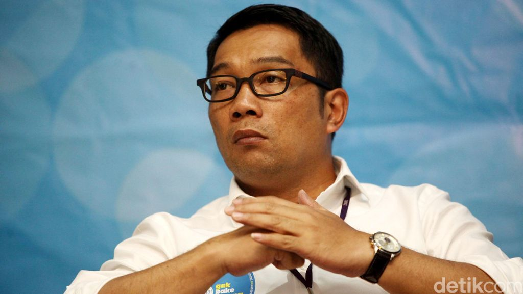 Ridwan Kamil Beri Saran: Habib Rizieq Sebaiknya Minta Maaf ke Masyarakat Sunda
