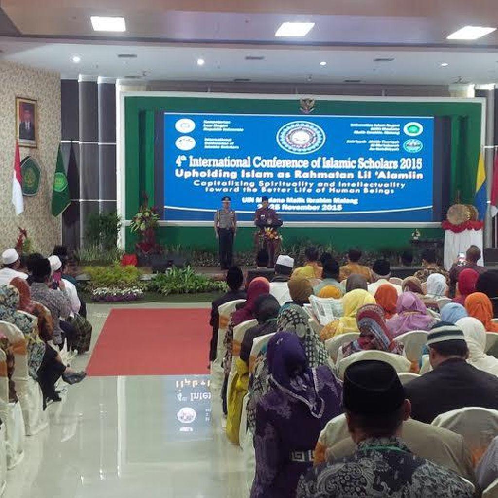Wapres Tutup Konferensi Cendekiawan Muslim Ulama dan Sufi Sedunia