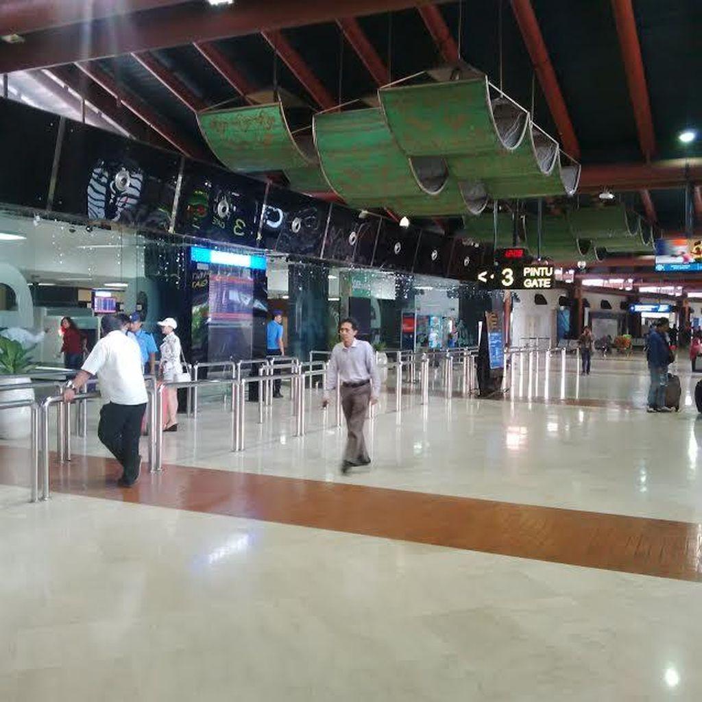 Status Kuning di Bandara di Indonesia, Pengamanan di Soekarno-Hatta Masih Normal