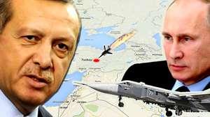 Ketegangan Rusia dan Turki